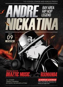 Andre Nickatina