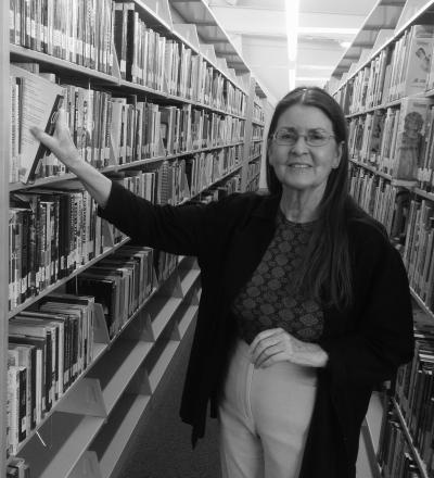 Linda Meyer, Library Coordinator