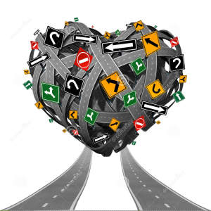 http://www.dreamstime.com/stock-images-relationship-advice-guidance-love-counseling-concept-group-tangled-roads-shaped-as-heart-confusing-traffic-image34945044