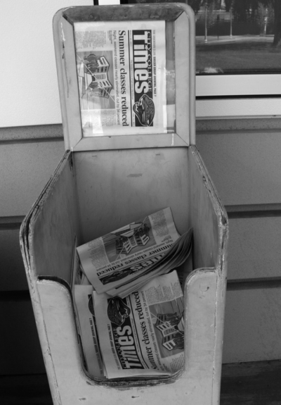 Taking back our newsstands