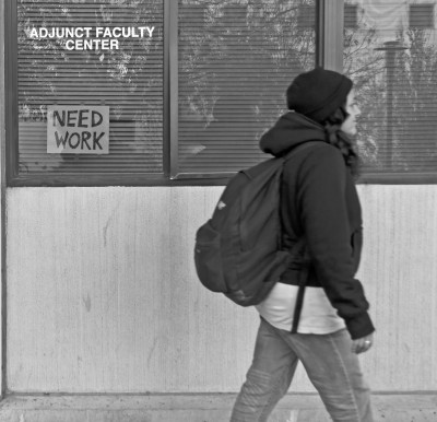 The tenuous life of adjunct faculty