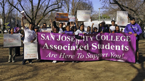 March in March 2012: When will the students' voices be heard?