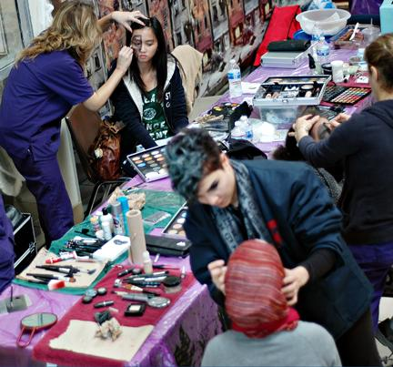 Information about cosmetology and beauty training at San Jose City College in San Jose, CA, including programs available and location.