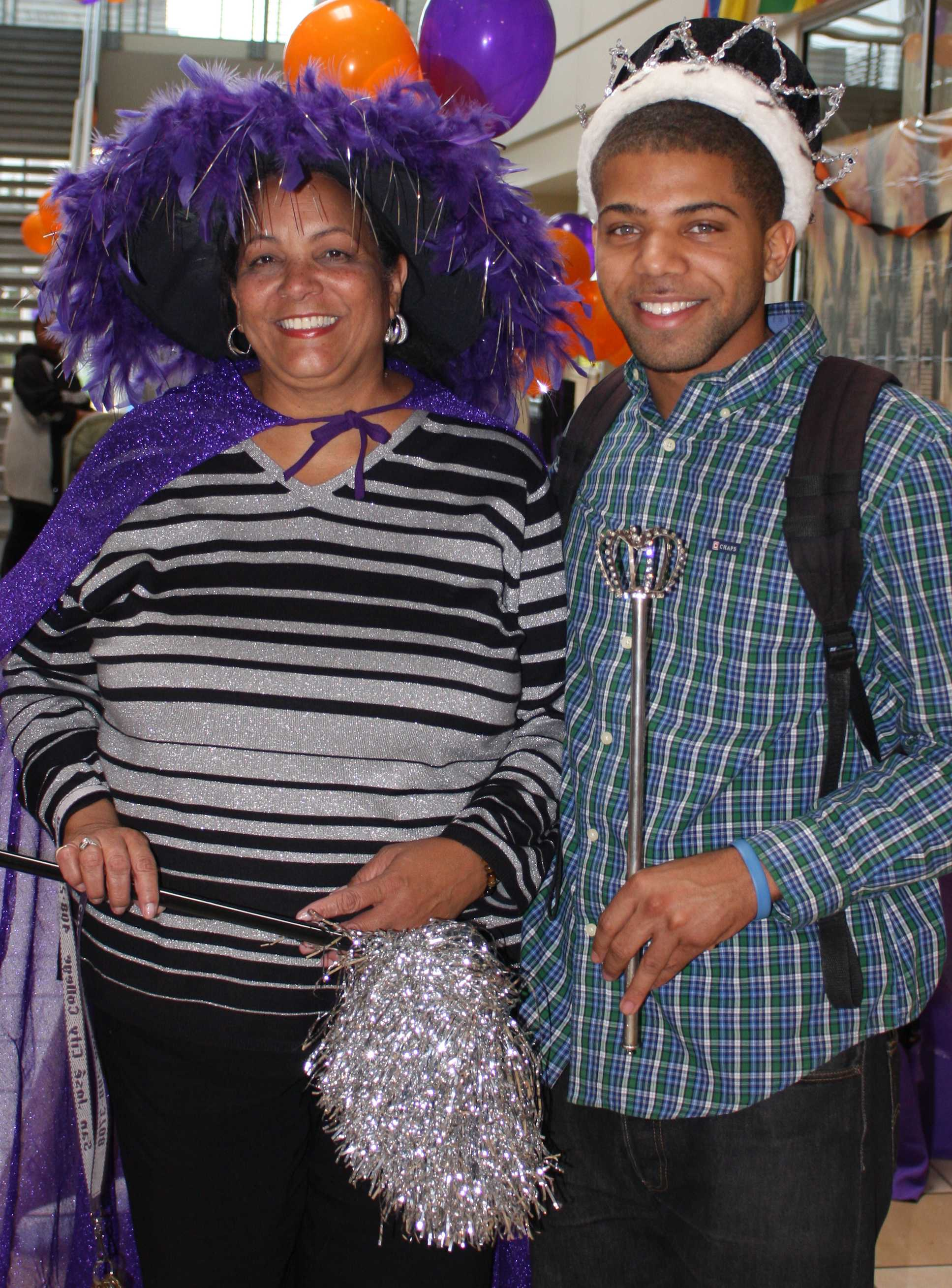 Halloween photos from San Jose City College
