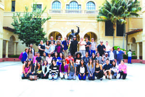 Southern California College Tour