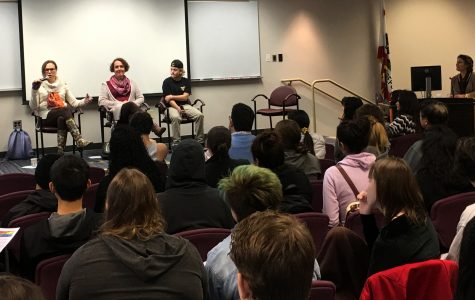 Transgender awareness panel and discussion