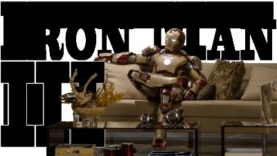 Iron Man Cutout Color