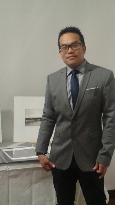 Andy Nguyen, Sept 9. Taken by Petra Aragon