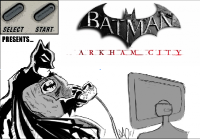 'Arkham City' opens its doors to the public
