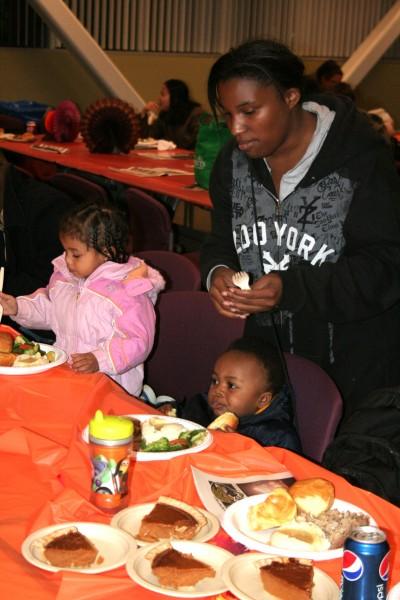 Student appreciation dinner