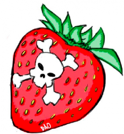Methyl iodide linked to california's strawberries