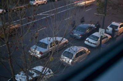 Police enter the San Jose City College campus on Dec. 18.  A gunman was thought to be inside the Technology Center and the campus was put on lockdown.