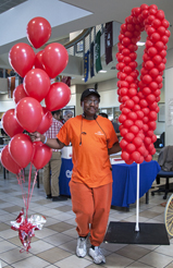 Campus observes World Aids Day