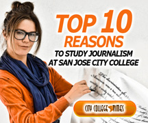 10 reasons to take Journalism at SJCC