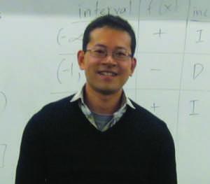 Nguyen living his dream as an SJCC teacher