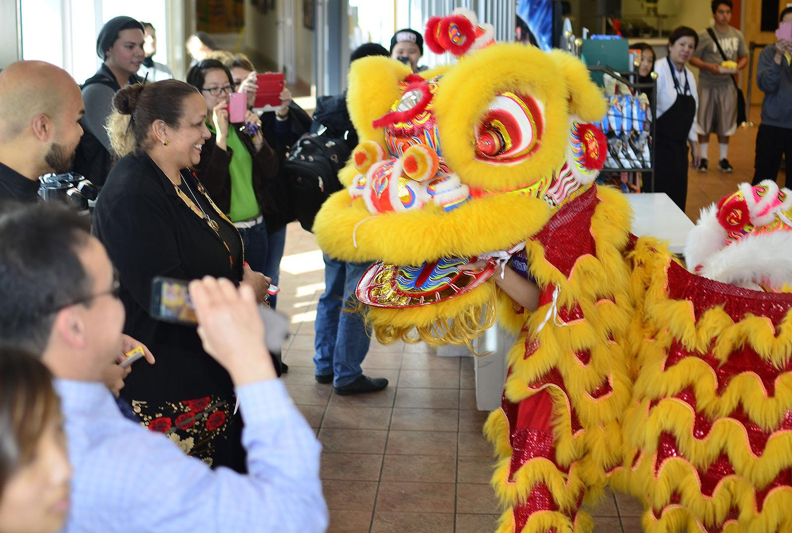Santana Row Lunar New Year festival happens Saturday