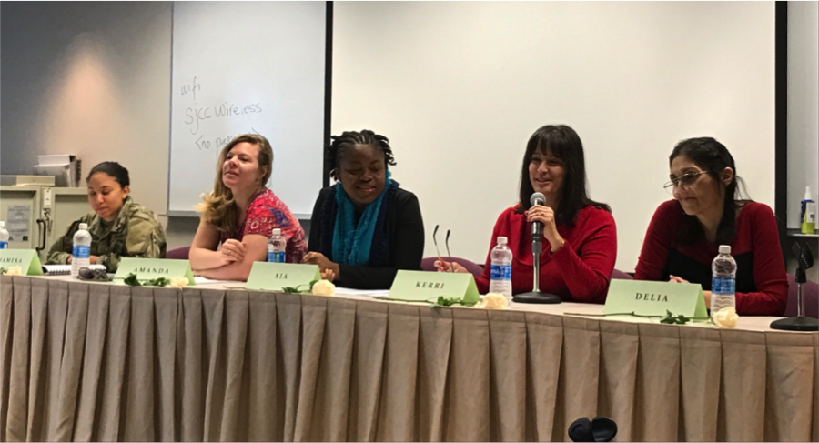 SJCC women tell their stories