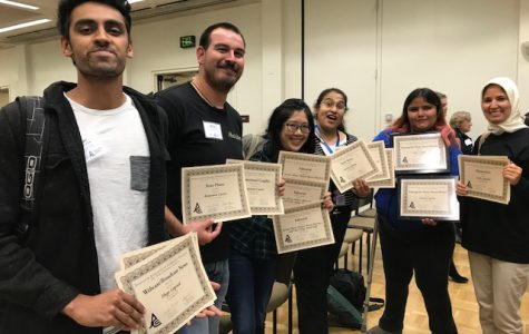 Times staff take home 14 awards in competition