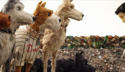 'Isle Of Dogs' is a true masterpiece