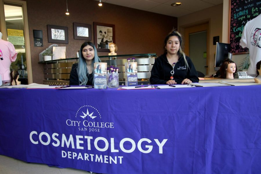 Cosmetology open house