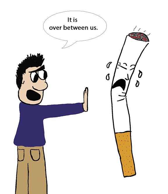 Smoking kills more than you