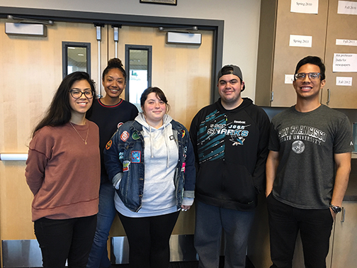Meet the City College Times editors