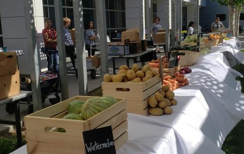 Free produce every fourth Thursday
