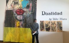 Local artist brings 'Dualidad'