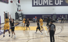 Men's basketball team mounts a comeback win
