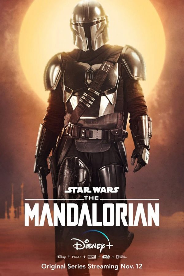 %22The+Mandalorian%22+Poster+By+Walt+Disney+Company