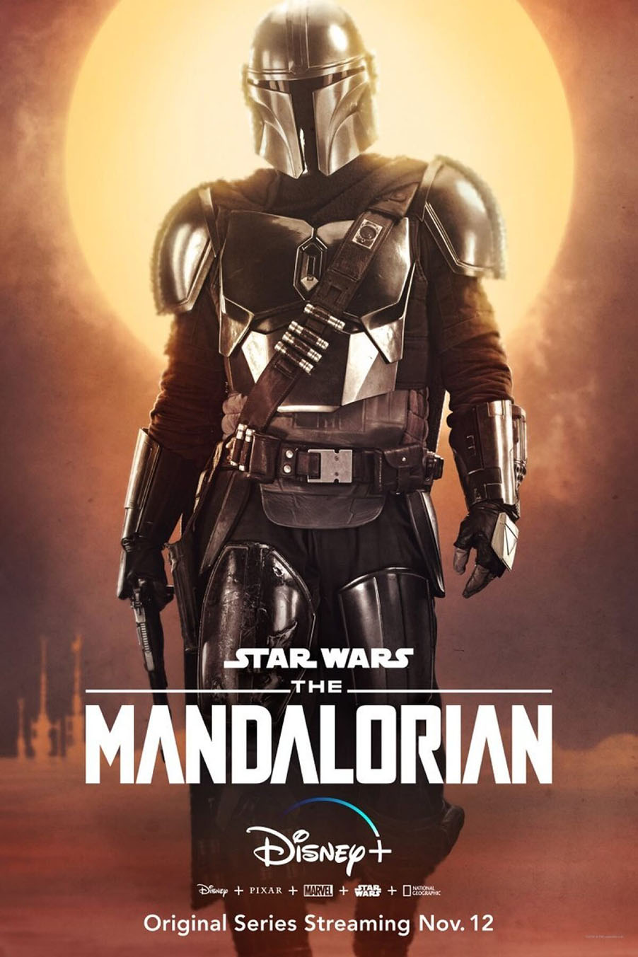 """""""The Mandalorian"""" is making people fall in love with Star Wars again."""
