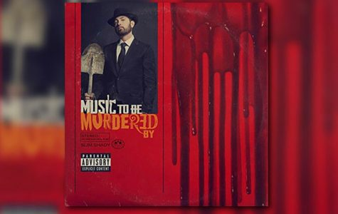 "Eminem gets political on his new album ""Music To Be Murdered By,"" released January 16."