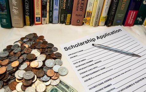 Scholarships for spring semester still available