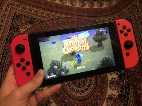 "City College Times staff member Mila Le tries her hand at the newest ""Animal Crossing"" version of the video game by Nintendo."