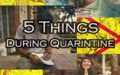 5 new things to try during quarantine