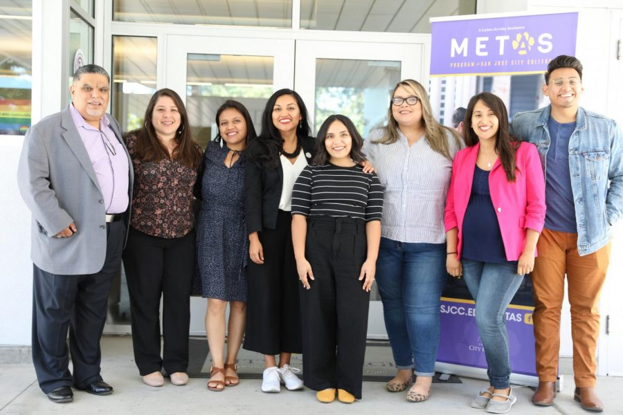 Metas Department serves and empowers first generation students, students of color, immigrants and students that come from marginalized communities.