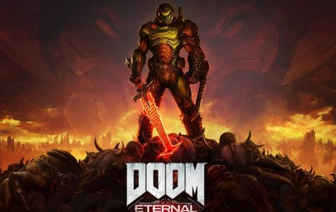 The Slayer blasts through assorted monsters in the latest iteration of the Doom franchise,