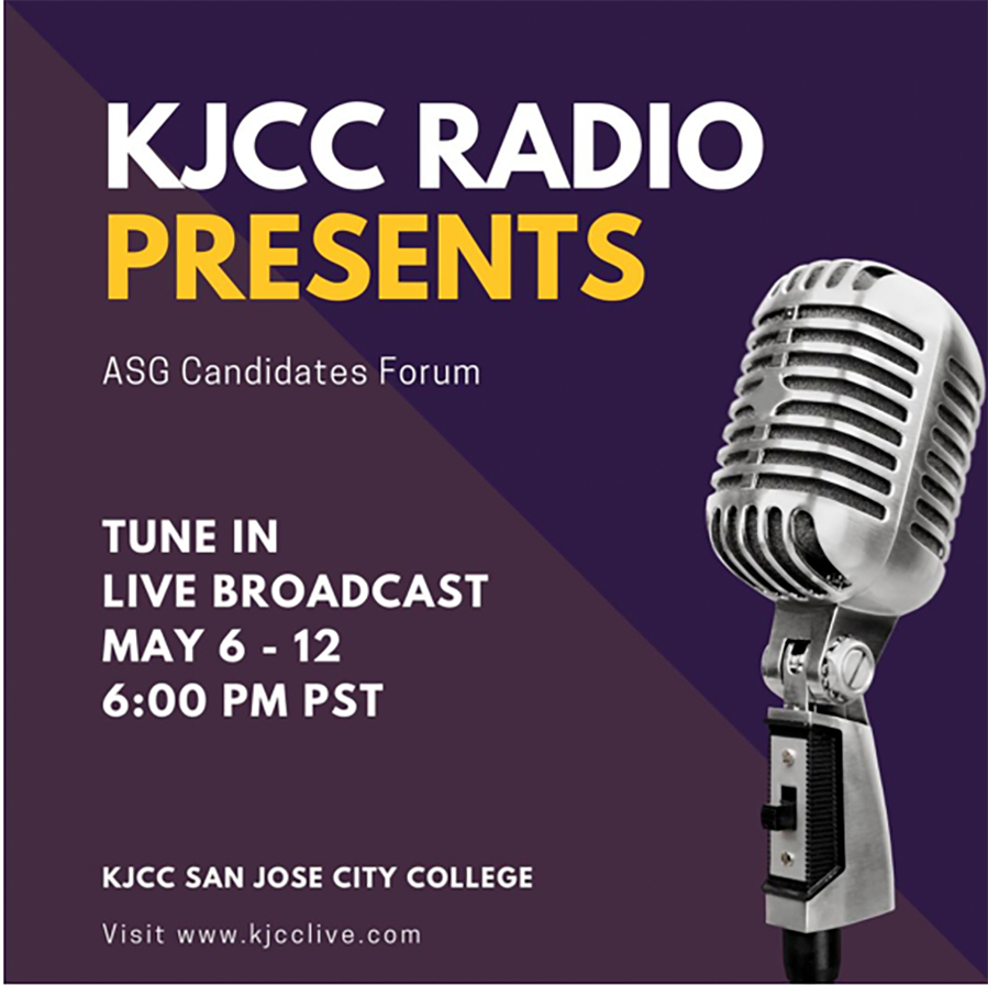 KJCC to host ASG candidates forum