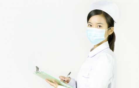 Frontline workers struggle through coronavirus pandemic