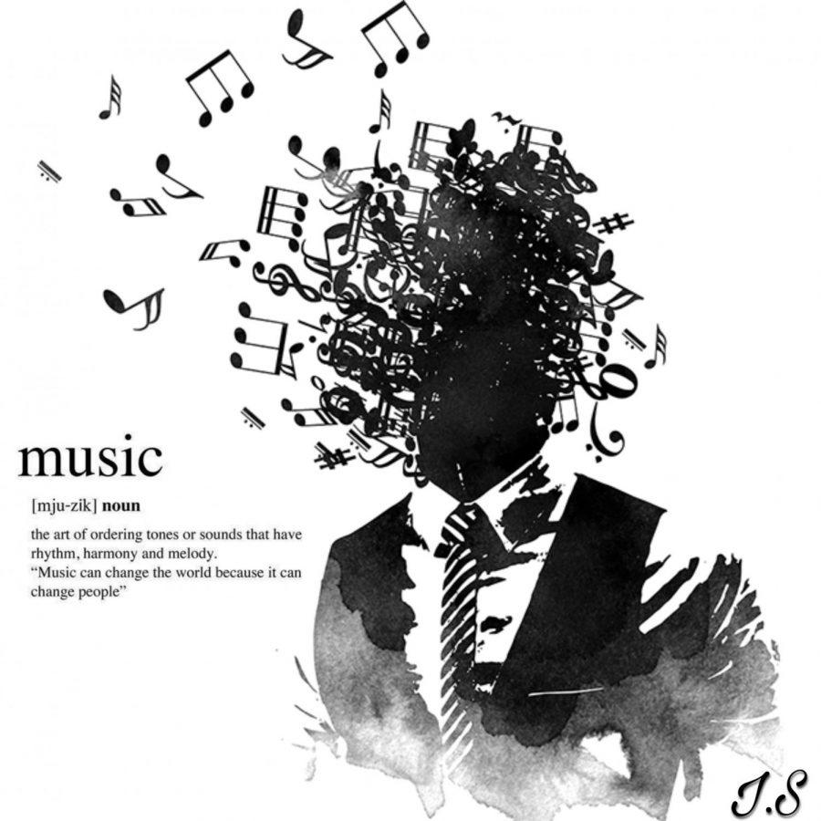 Music+influences+students+at+SJCC