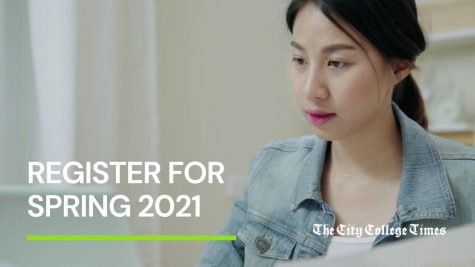 Tips on how to register for spring 2021 classes