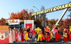 Vietnam Lunar New Year, organized by VSA, is celebrated by students Celebration 2020, at San Jose City College on Feb. 6, 2020.