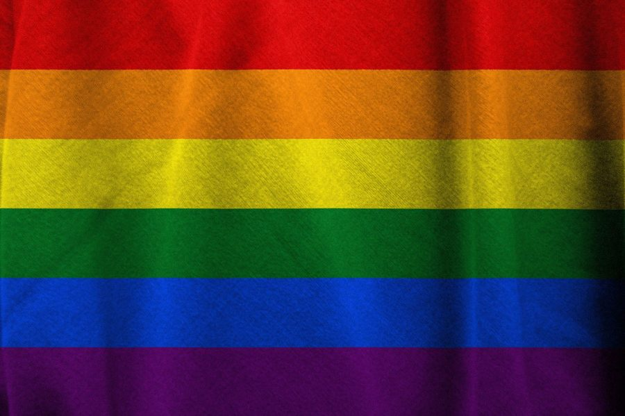 The rainbow flag is a rainbow flag that is used as a symbol of lesbian, gay, bisexual, transgender, and queer pride and LGBTQ social movements.