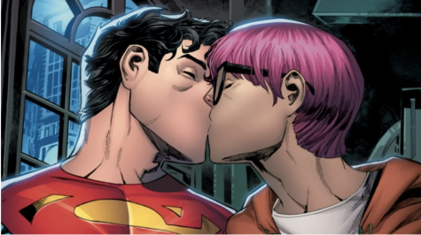 The new Superman comes out as bisexual on Oct 11, National Coming Out Day.